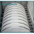 Filtro hidráulico Filtro de filtro de poliéster
