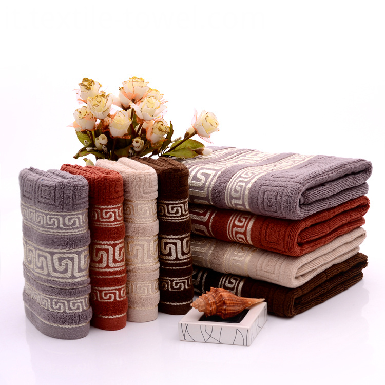 Hand Towels Embossed