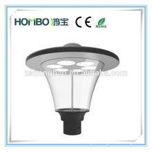 HomBo factory pedestrian park 30w 40W 60W waterproof IP66 LED garden light/ solar LED garden lighting