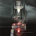 De nombreux types de narguilés en verre avec LED pour la vente en gros