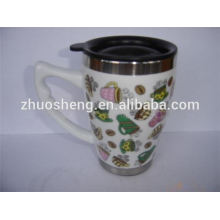 melhor vender produtos em canecas personalizadas barato de América, canecas de café em branco, canecas de viagem personalizadas