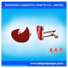Botões de abotoe de esmalte de alta qualidade com seu próprio logotipo