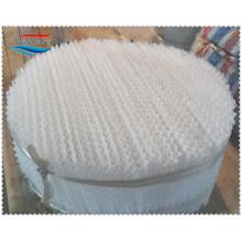 Embalagem de plástico estruturado para transferência de massa