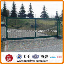 Metal House Fence Gate Grill Design