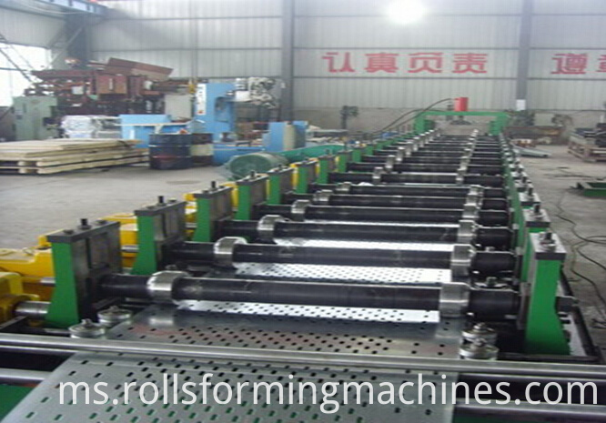 roll forming machine of cable tray