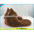 High QualityNovelty Design Poop Plush Emoji Slipper without Heel