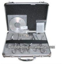5 pcs básicos Piercing fórceps Kit