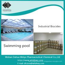 China Versorgung CAS: 87-90-1 Schwimmbad Bakterizid Trichlorisocyanursäure