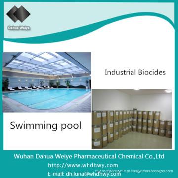 Fornecimento da China CAS: 118-52-5 Dcdmh 1, 3-Dicloro-5, 5-Dimetil-hidantoína