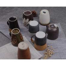 Nouvelle tasse en céramique de cadeaux 2016 avec glaçage à vendre