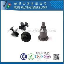 Taiwan Edelstahl 18-8 verchromt Stahl vernickelt Stahl Kupfer Messing Spezial Niet und Schraube