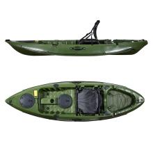 gradient style single seat kayak for sale/canoe and kayak sail/cheap kayak