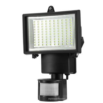 LED Solar Licht Outdoor Garten Pfad Wand Strahler PIR Bewegungssensor 60 LED Sicherheit Straßenlaterne