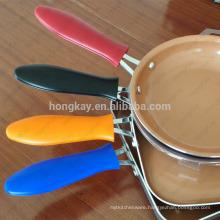 Extra Large Silicone Hot Handle Holder pot holder pan holder