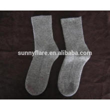 Lady's Knitted 100% Cashmere Sleep Thick Warm Socks