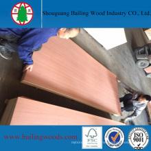 Panneau de béton à haute teneur en contreplaqué de bois dur