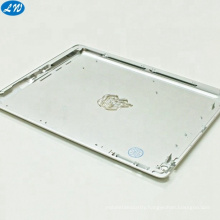 Sheet metal stamping factory OEM machining fashion anodized aluminum laptop shell case prototype parts