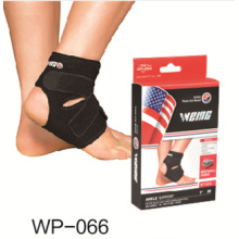 Compression knitted ventilate Ankle Support