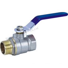 Brass Ball Valve with Iron Ball (YD-1010)