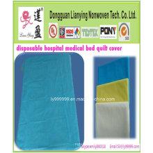 Cubierta de cama desechable médica y quirúrgica no contamina