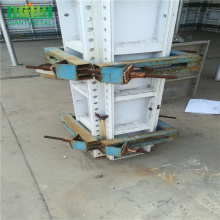 Lightweight concrete aluminum formwork with tego