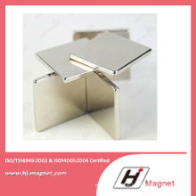 Maßgeschneiderte starken Block NdFeB Magnet für Industrie
