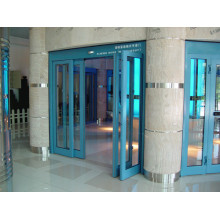 Automatic Door Matched with Different Entrance Designs