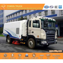 JAC 4X2 multifunctional pavement sweeper truck