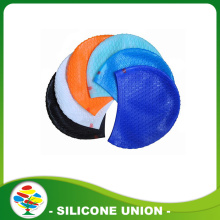 2016 new personalised design silicone swimming caps