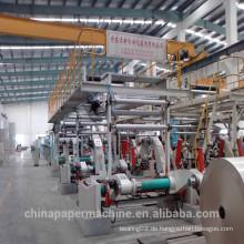 Paper Board Production Line Papierherstellung