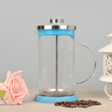 Prensa francesa de café de vidrio resistente al calor 800 ml