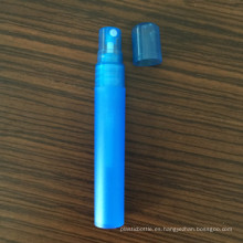 10ml PP plástico cosmético de la bomba de perfume de la bomba de rociador de la pluma