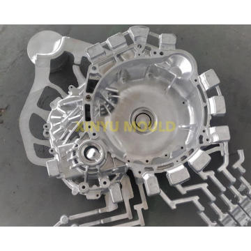 Cover Aluminium Clutch HPDC Die for Automobile