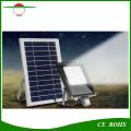 120LED PIR Bewegungs-Sensor-Flut-Licht-Sonnenkollektor 6V 6W wasserdichtes Scheinwerfer mit Batterie 6000mAh