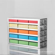 Stainless Steel Upright Freezer Drawer Racks
