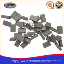 Segmento de diamante de 800 mm para hormigón, asfalto o piedra