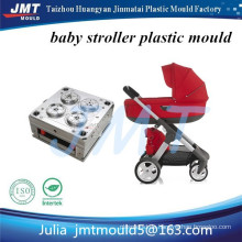 OEM customized plastic injection easy lying baby stroller mold manufacturer