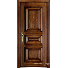 Turkish Style Steel Wooden Armored Door (LTK-D323)