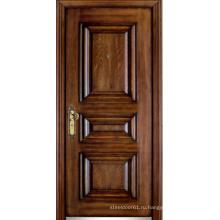 Турецком стиле стали деревянные бронированные двери (ЛТК-D323)