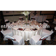 Polyester chair covers,banquet/hotel chair covers