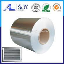 Hoja de aluminio de aleta cla-