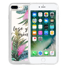 Belle coque hybride cascade Iphone6s sable rapide