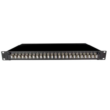 24 Port LC Fiber Patch Panel