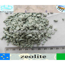 zéolite granulaire naturelle pour l'agriculture,