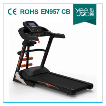 New 4.0HP Deluxe with TV Motorized Treadmill