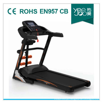 Fitness equipamentos, equipamentos de ginástica, esteira de comercial leve (8098B)