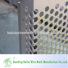 Перфорированная металлическая сетка с отличным качеством