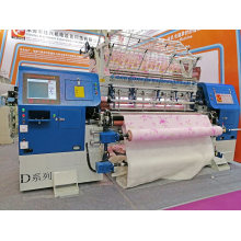 New High Output Industrial Used Multi Needle Quilting Machine for Quilt