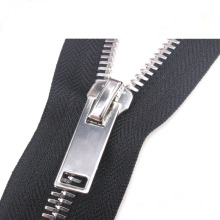 New Metal Teeth Silver Zipper for Jeans