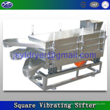 Tamiz vibratorio cuadrado de la venta directa de la fábrica